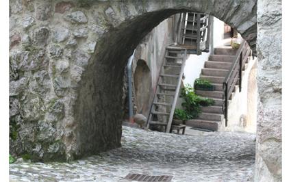 Passeggiata in Trentino