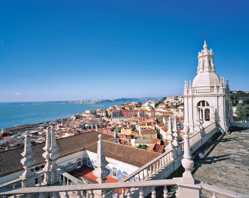 In viaggio a Lisbona