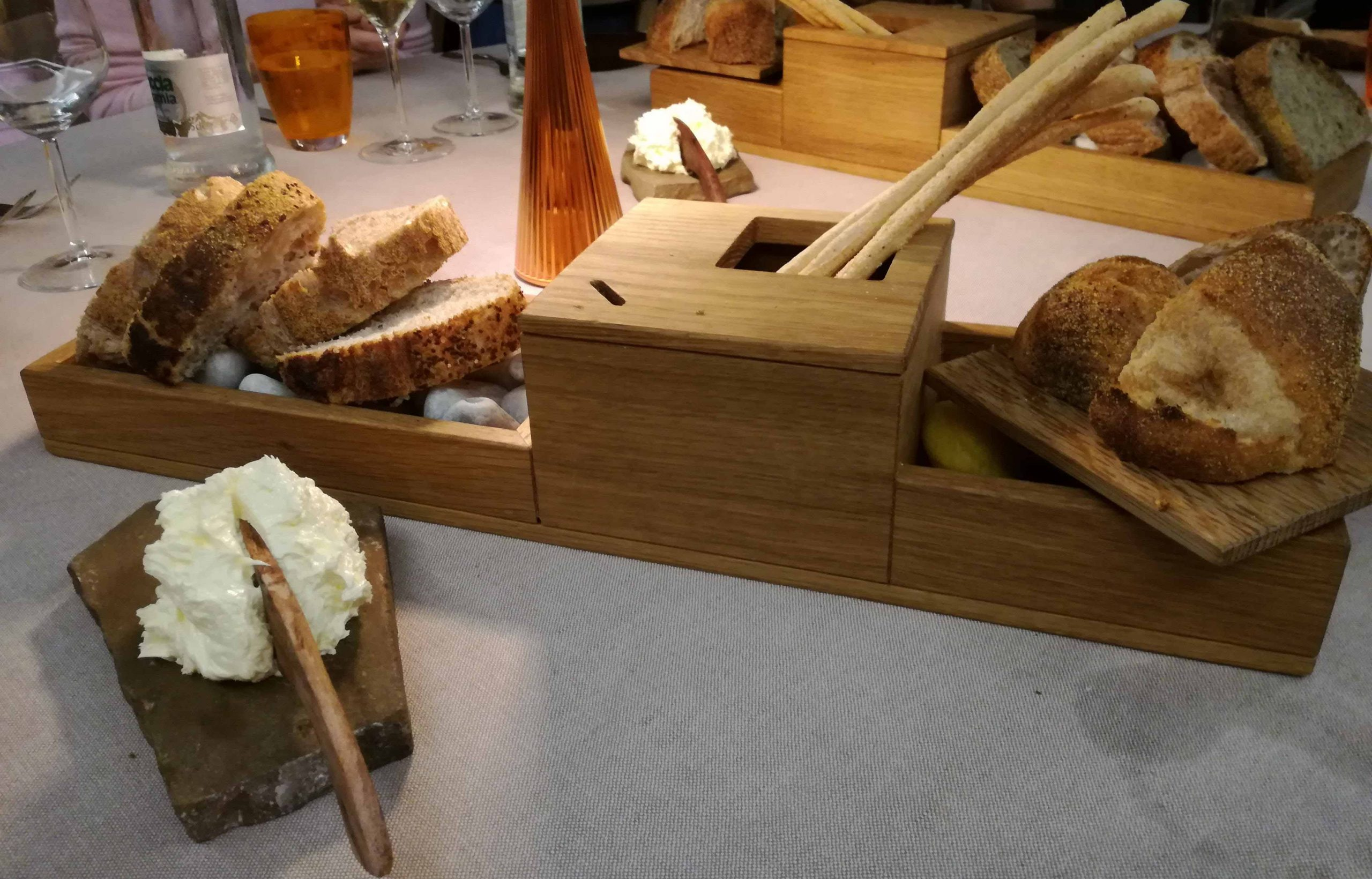 PAncor, pane del bosco