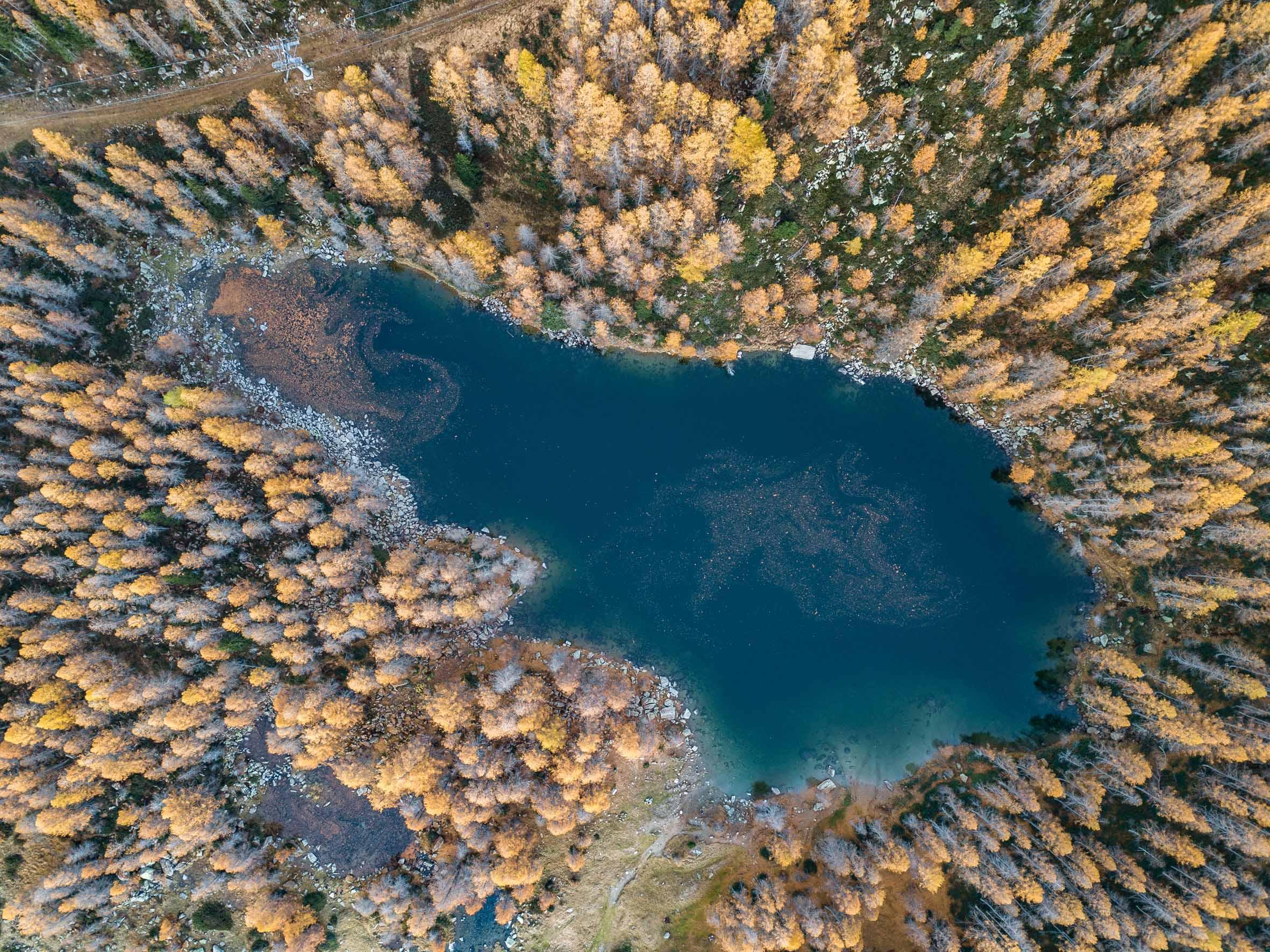 Valtellina cuore delle Alpi lombarde