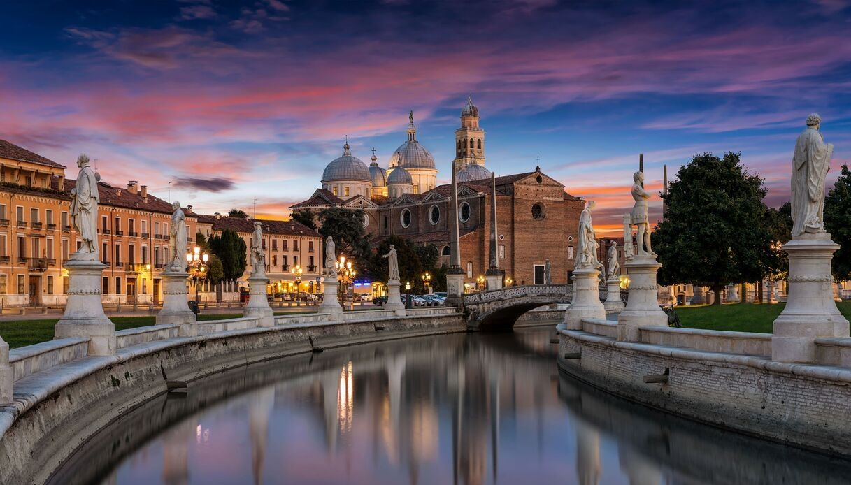 Padova città di Giotto
