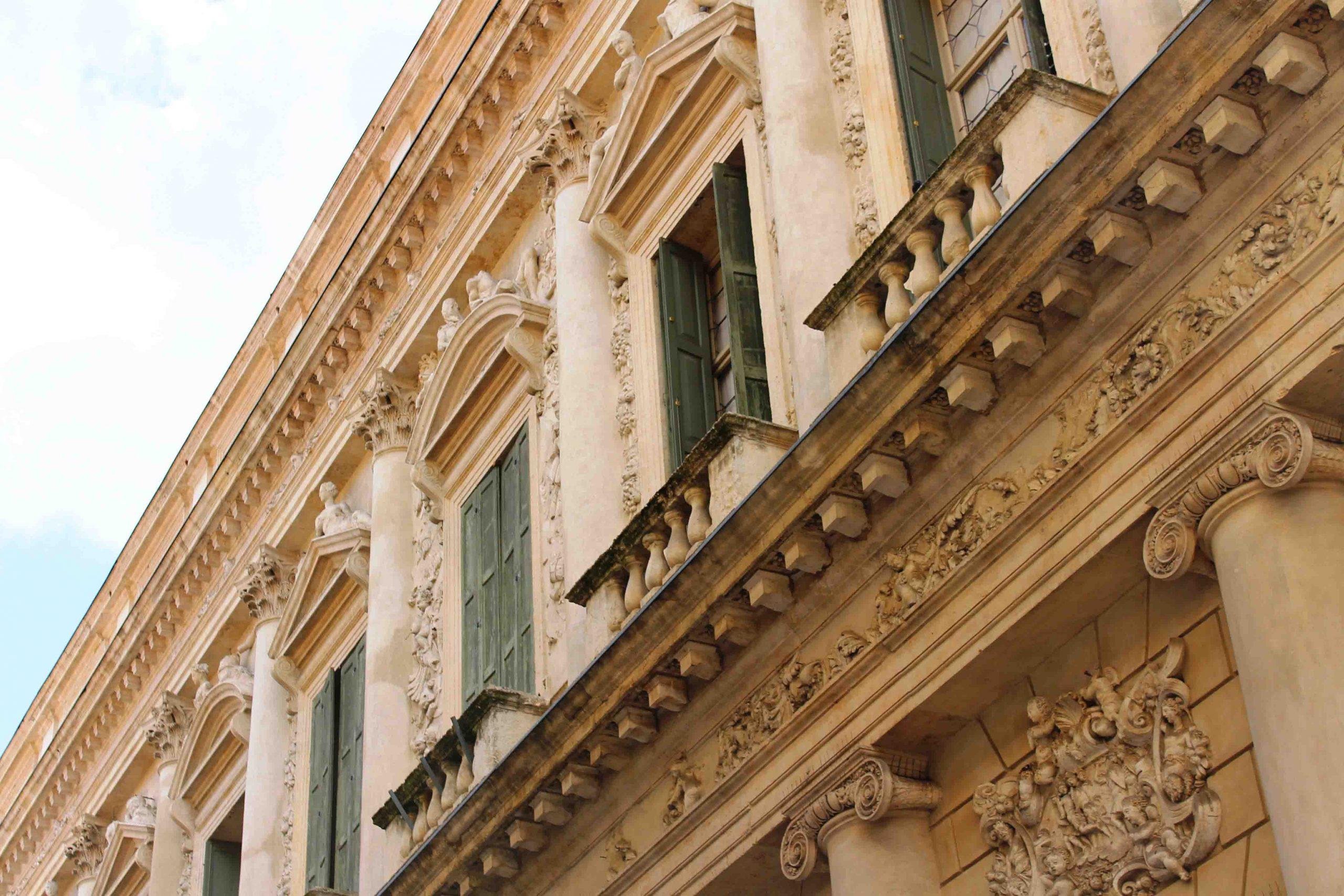 Vicenza e Palladio