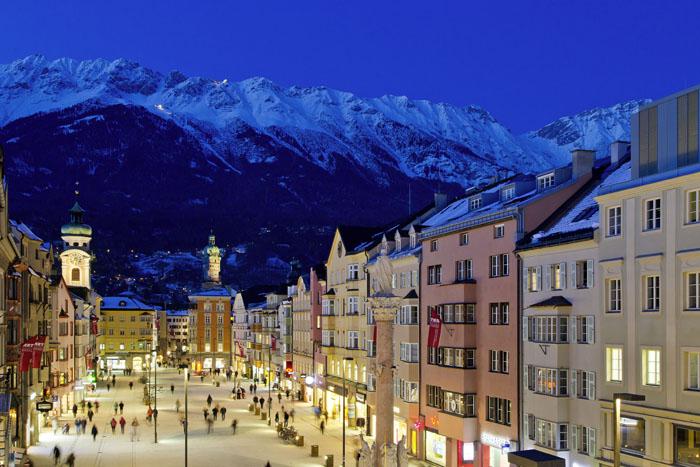 Innsbruck, natura e relax