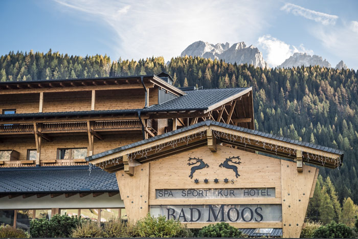 Benessere al Bad Moos