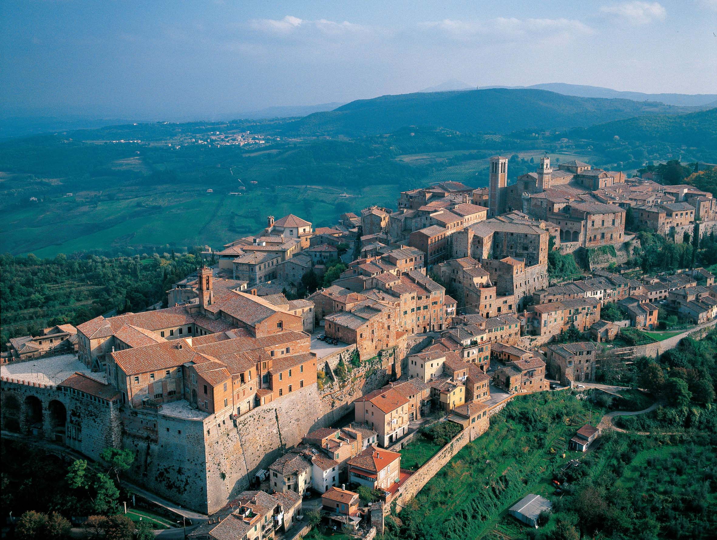 MONTEPULCIANO WEEKEND IN TOSCANA