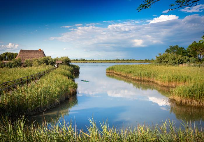 Caorle antico villaggio di pescatori