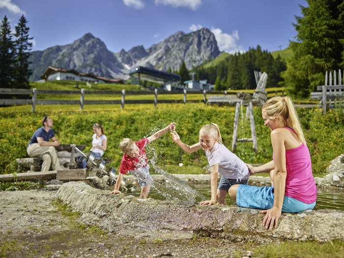 Innsbruck città e montagna